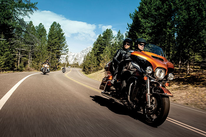 electra glide ultra limited review