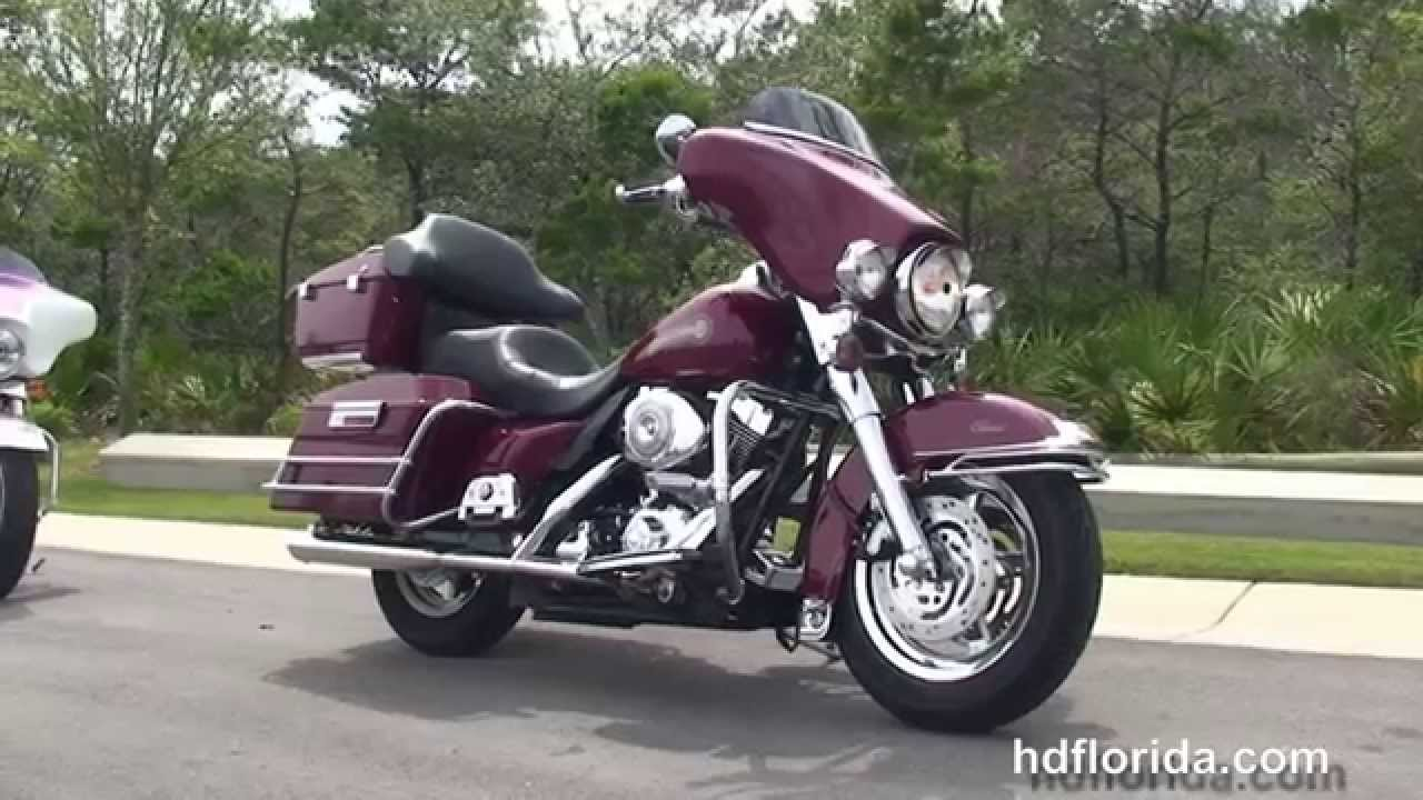 2006 electra glide classic review