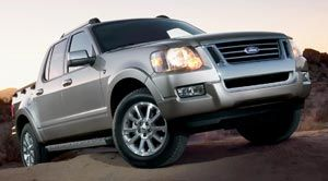 2009 ford explorer sport trac limited reviews