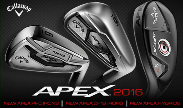 apex pro irons review 2016