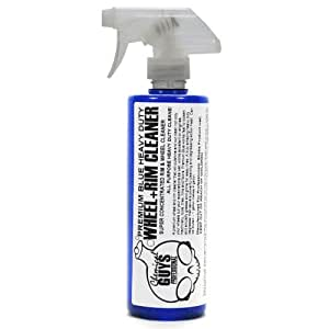 chemical guys wheel cleaner review