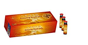 ginseng and royal jelly review
