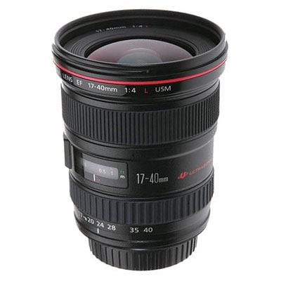 canon ef 17 40mm f 4l usm review