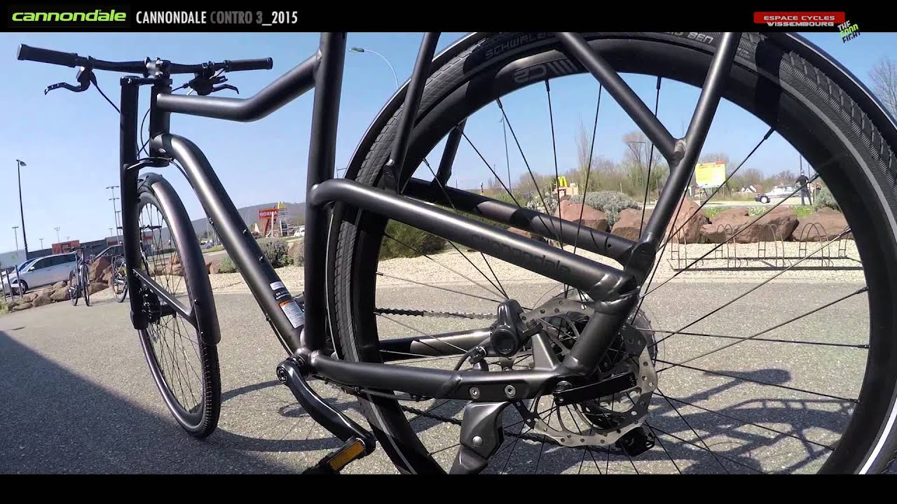 cannondale contro e speed review