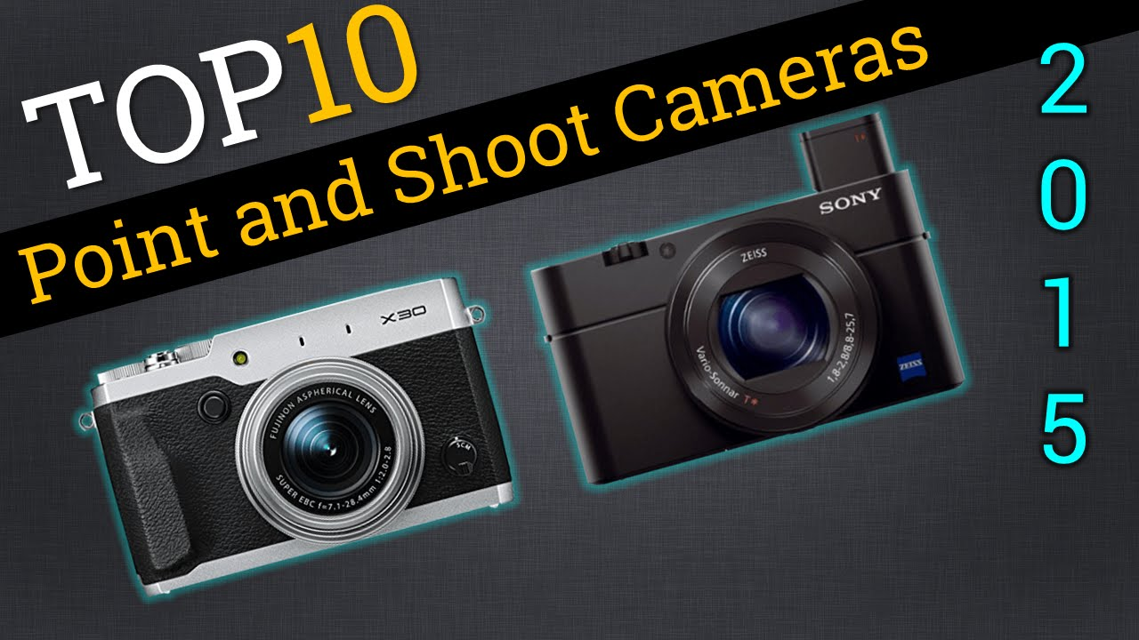 compact point and shoot camera reviews 2015
