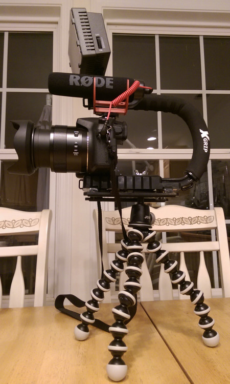 rode videomic go lightweight on camera microphone review