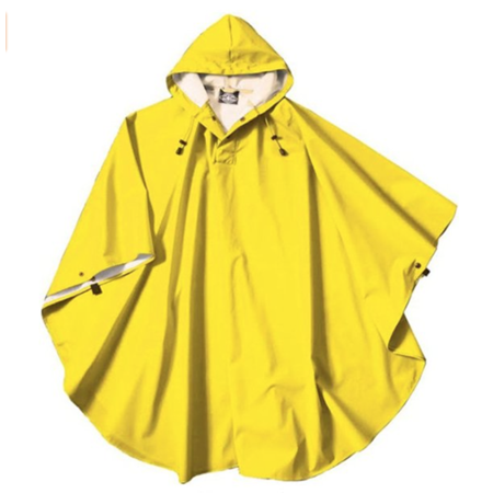 charles river pacific poncho review