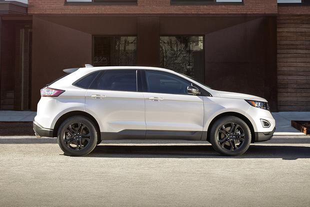 2018 ford edge sport review