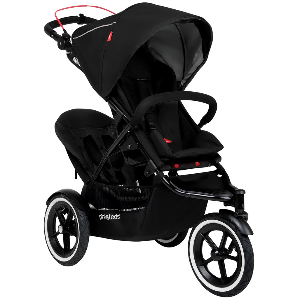 phil and teds smart buggy review