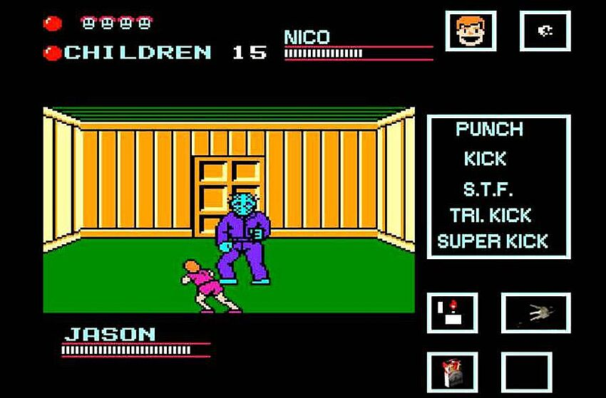friday the 13th nes review