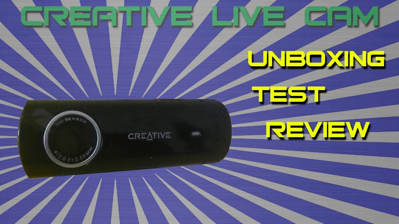 creative live cam chat hd review