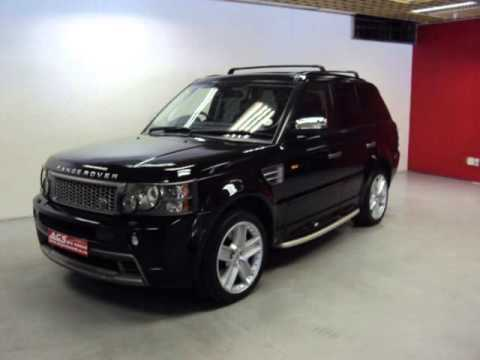 2007 range rover sport supercharged review