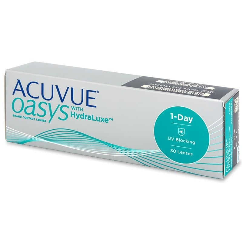 acuvue oasys 1 day with hydraluxe review