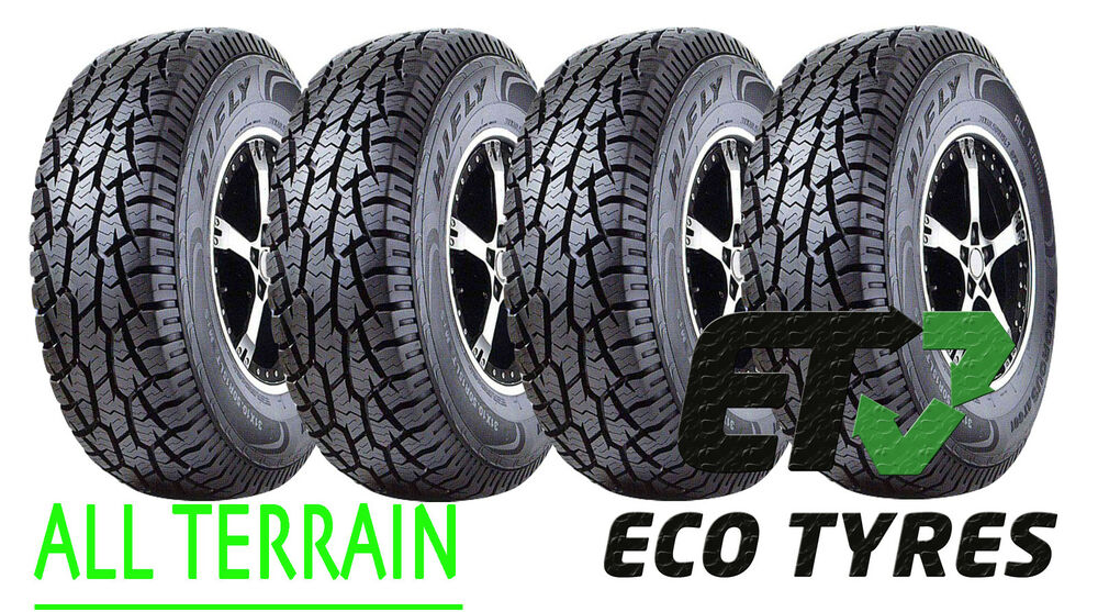 hifly all terrain tyres review