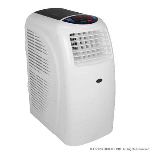 dual exhaust portable air conditioner review