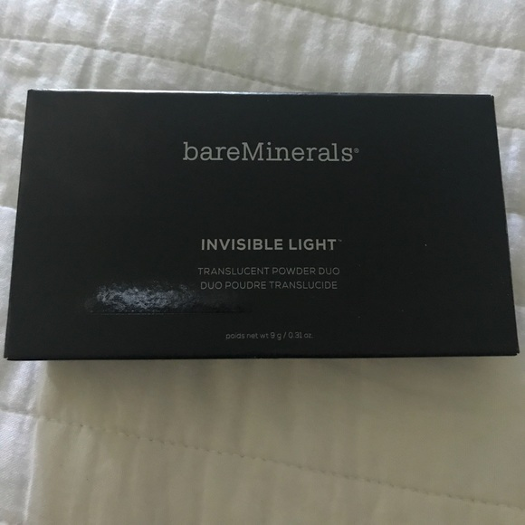 bare minerals translucent powder review