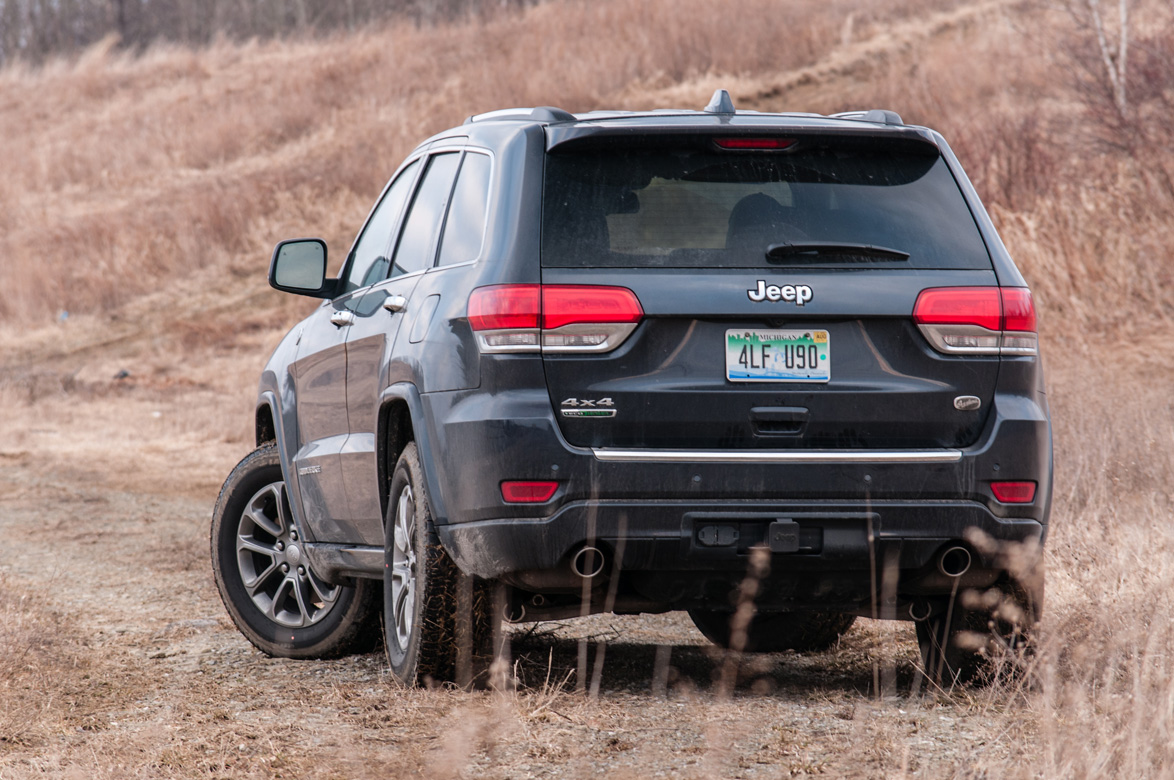 2014 jeep overland diesel review
