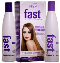 fast hair shampoo and conditioner reviews