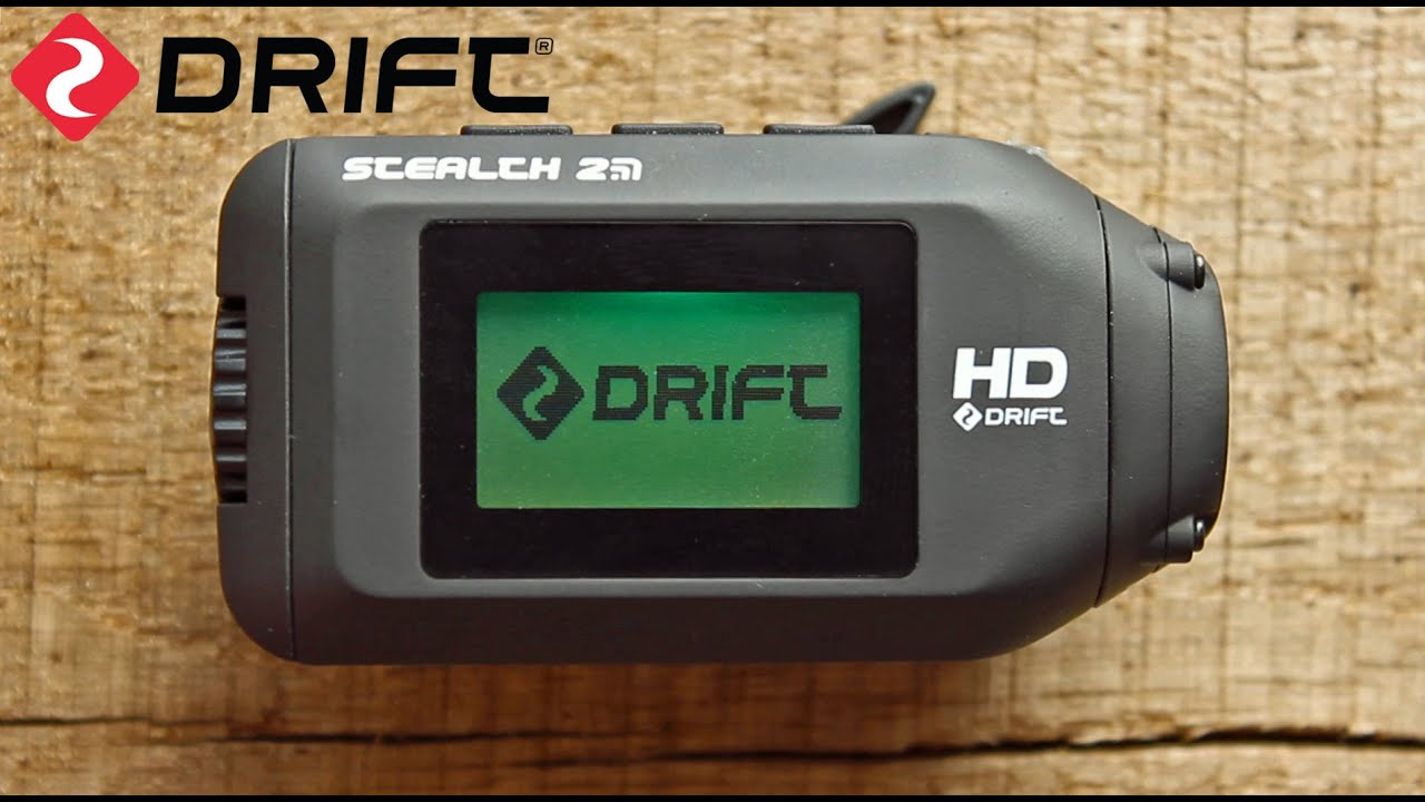 drift stealth 2 action camera review