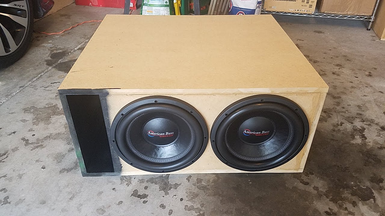 american bass xfl 12 review