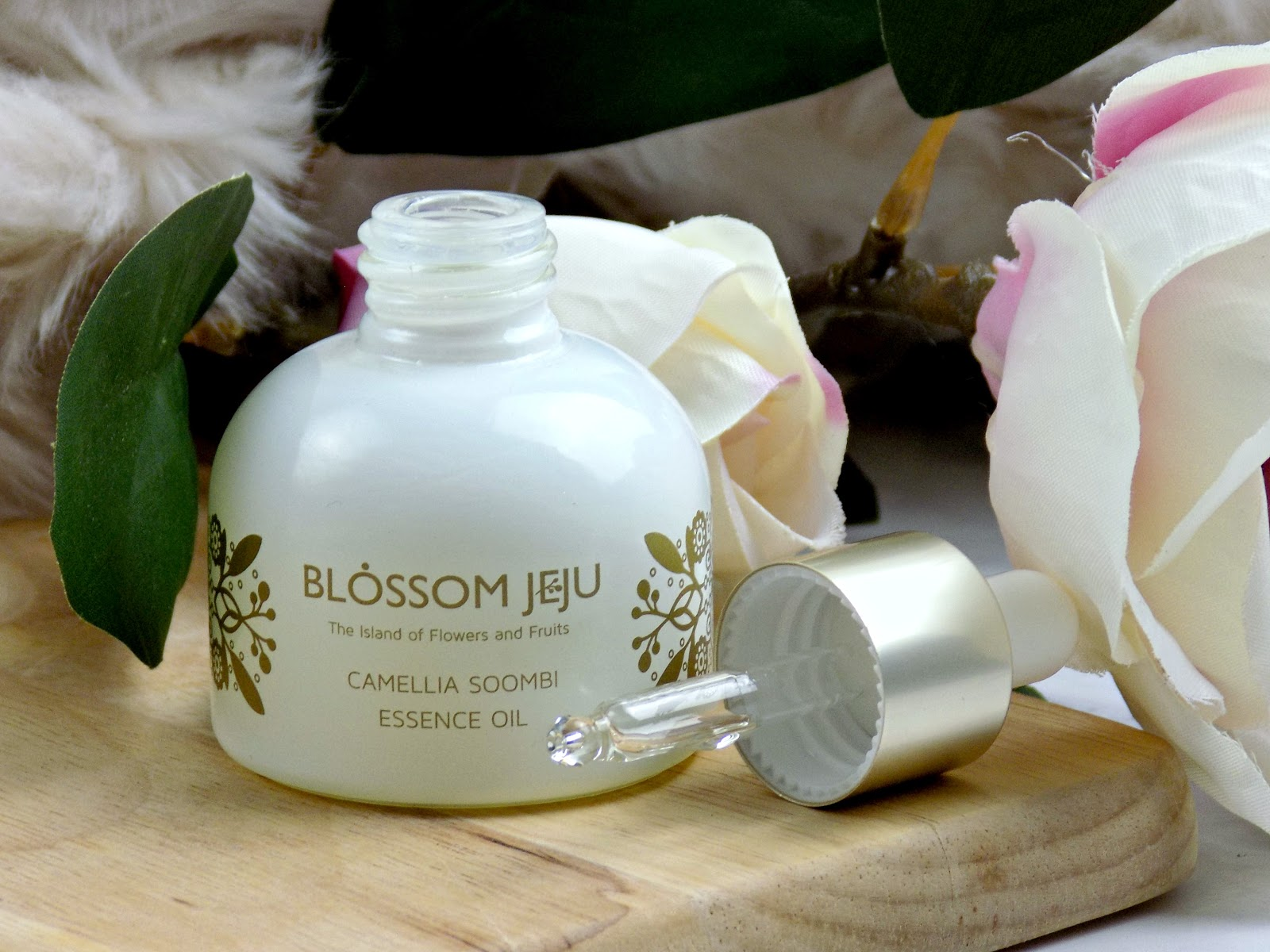 blossom jeju camellia seed oil review