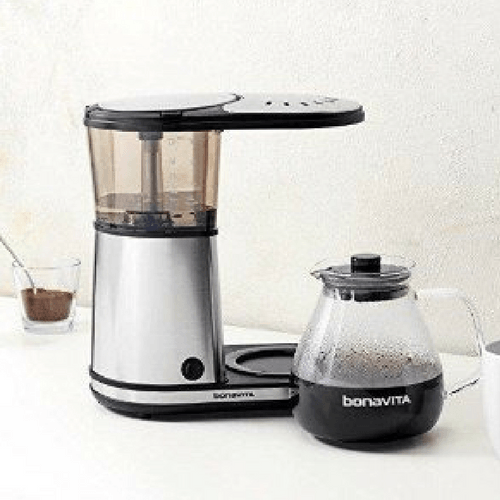 bonavita 8 cup digital brewer with stainless steel carafe review