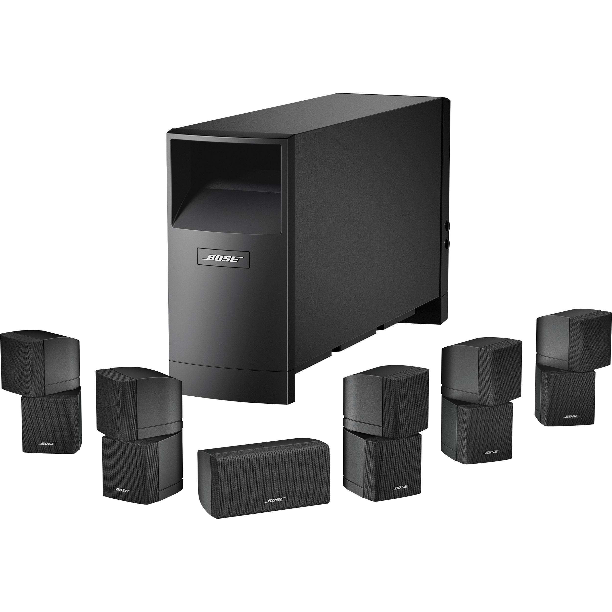 bose acoustimass 6 series ii review