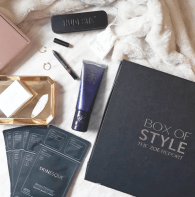 box of style spring 2018 review