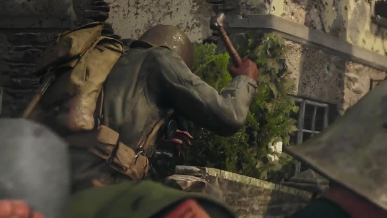 call of duty ww2 ign review