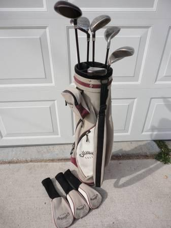 callaway ges complete set review