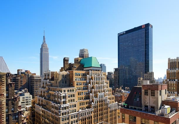 courtyard marriott new york times square reviews