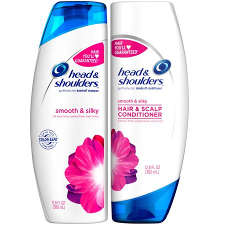 head and shoulders smooth and silky conditioner review
