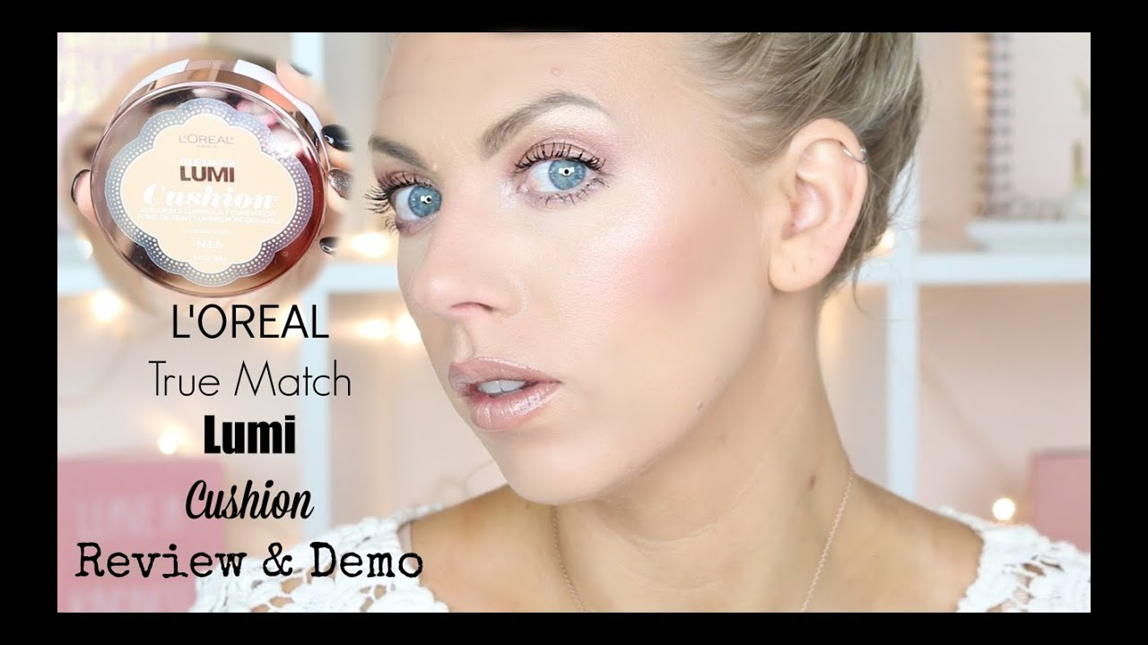 l oreal cushion foundation review